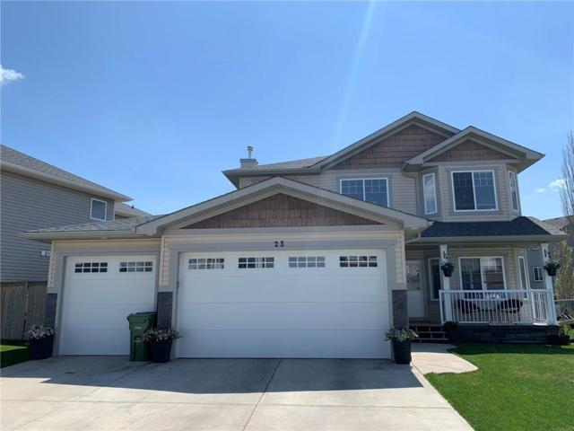 23 Canals Circle SW, Airdrie, AB T4B 2Z7 (#C4247712) :: Redline Real Estate Group Inc