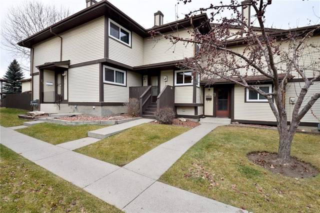 115 Bergen Road NW #74, Calgary, AB T3K 1P2 (#C4248513) :: Virtu Real Estate