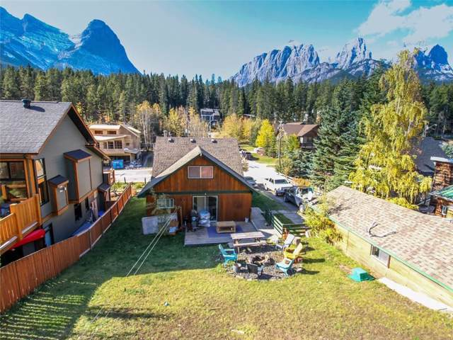 274 Three Sisters Drive, Canmore, AB T1W 2M7 (#C4253079) :: Calgary Homefinders