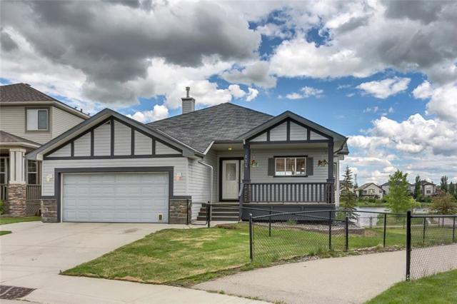 124 West Creek Glen, Chestermere, AB T1X 1P8 (#C4253822) :: Virtu Real Estate