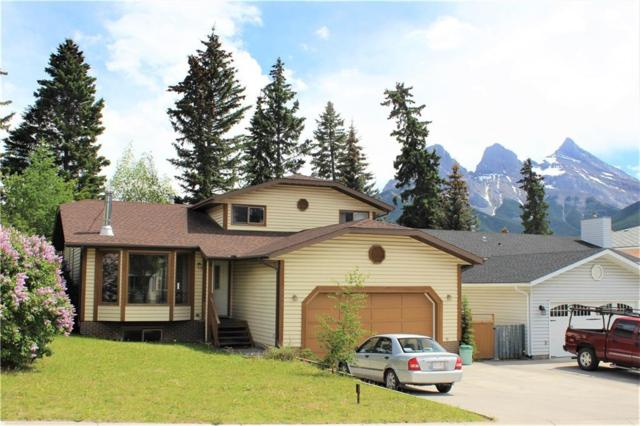 291 Grizzly Crescent, Canmore, AB T1W 1B4 (#C4253890) :: The Cliff Stevenson Group