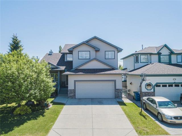 232 Stonegate Place NW, Airdrie, AB T4B 2P3 (#C4254427) :: Redline Real Estate Group Inc