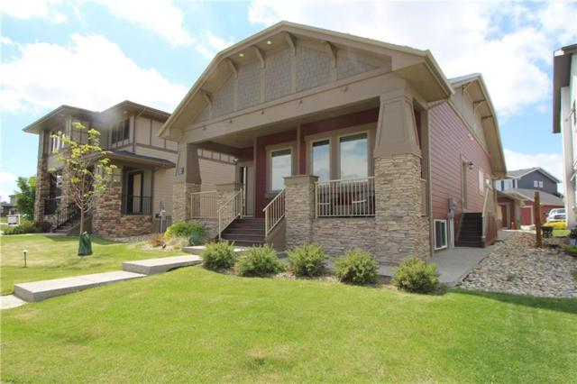 7 Arnica View, Rural Rocky View County, AB T3Z 0E1 (#C4254481) :: Redline Real Estate Group Inc