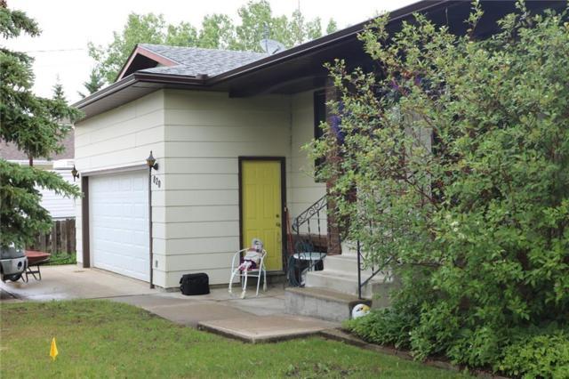 820 7 Avenue NE, Three Hills, AB T0M 2A0 (#C4254561) :: Canmore & Banff