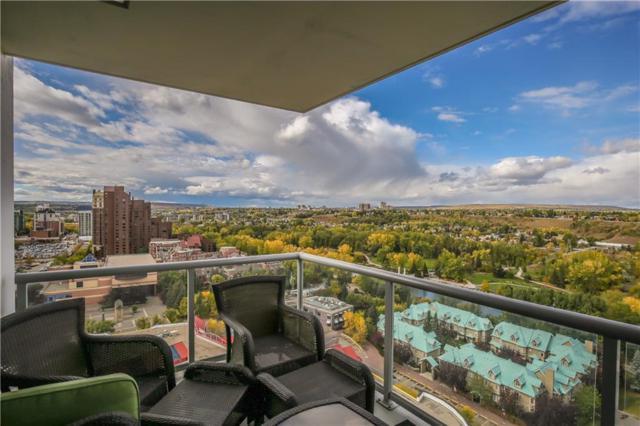 222 Riverfront Avenue SW #1921, Calgary, AB T2P 0X2 (#C4254910) :: Virtu Real Estate