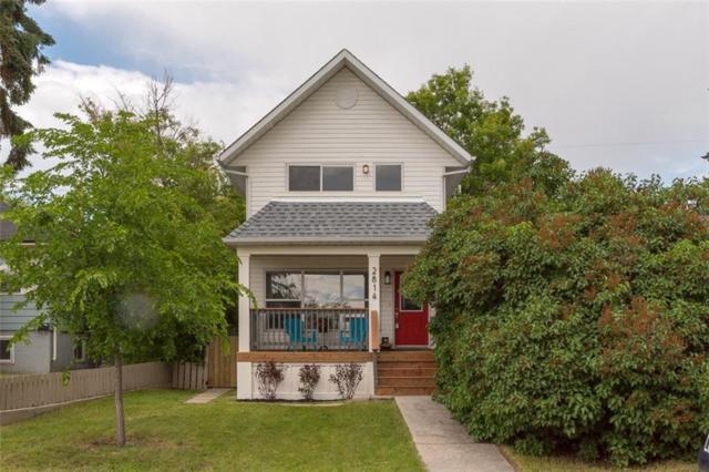 2814 12 Avenue SE, Calgary, AB T2A 0G5 (#C4254924) :: Redline Real Estate Group Inc
