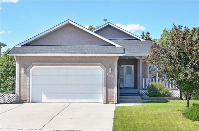 144 Lakeside Greens Drive, Chestermere, AB T1X 1B9 (#C4255560) :: Redline Real Estate Group Inc