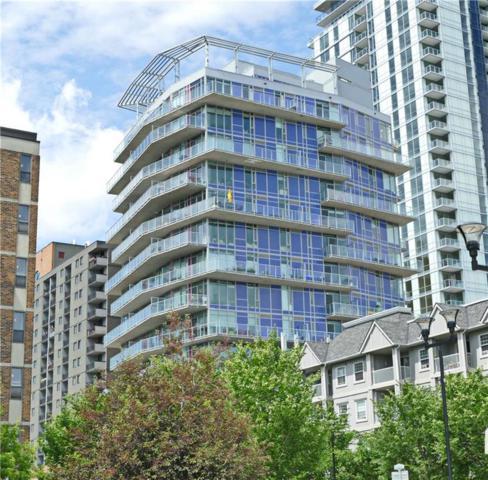 624 8 Avenue SE #1006, Calgary, AB T2G 1S7 (#C4255827) :: Redline Real Estate Group Inc