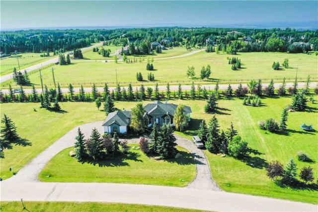 121 Uplands Ridge SW, Rural Rocky View County, AB T3Z 3M8 (#C4255866) :: Virtu Real Estate