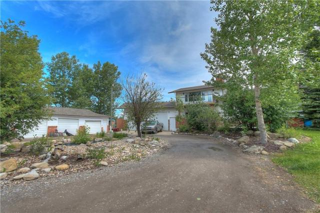 240208 Rge Rd 35, Rural Rocky View County, AB T3Z 2W7 (#C4256610) :: Redline Real Estate Group Inc