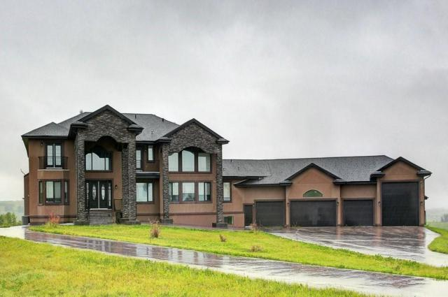 250040 Dynasty Drive W, Rural Foothills County, AB T1S 4Y4 (#C4256703) :: Redline Real Estate Group Inc