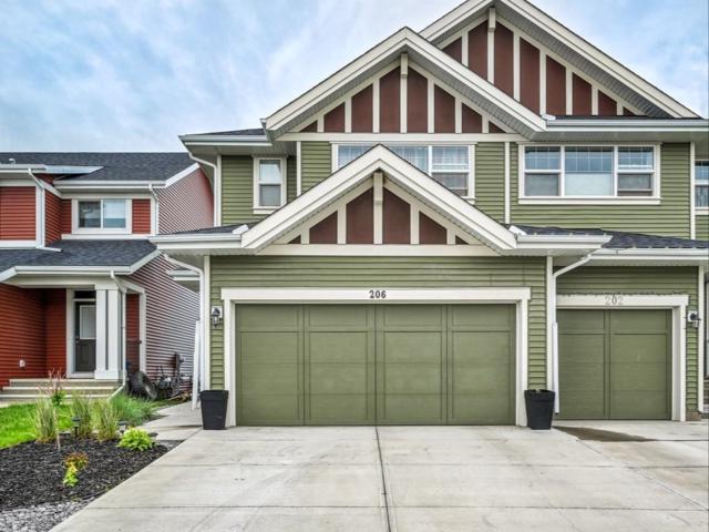 206 River Heights Crescent, Cochrane, AB T4C 0V1 (#C4256766) :: Redline Real Estate Group Inc