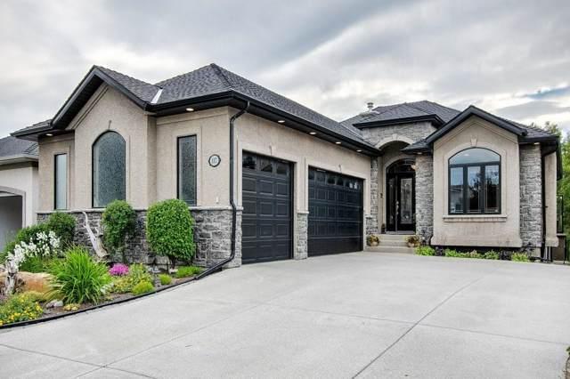 117 West Terrace Point(E), Cochrane, AB T4C 1S1 (#C4257095) :: Redline Real Estate Group Inc