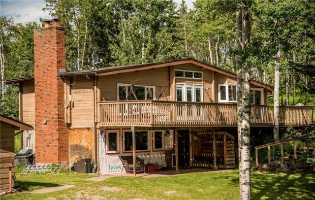 360126 214 Avenue W, Rural Foothills County, AB T0L 0K0 (#C4257305) :: The Cliff Stevenson Group