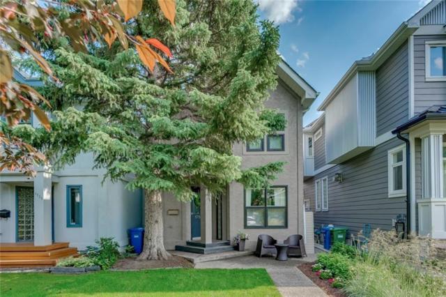 1753 1 Avenue NW, Calgary, AB T2N 0B2 (#C4257586) :: Redline Real Estate Group Inc