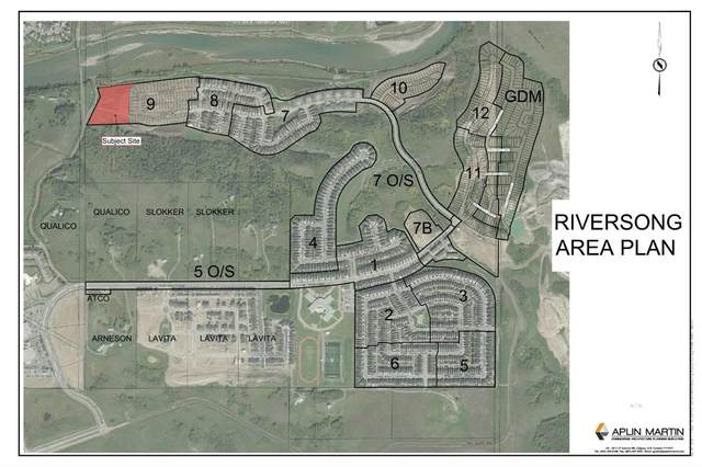 297 Riviera Way, Cochrane, AB T4C 0W9 (#C4257621) :: Redline Real Estate Group Inc