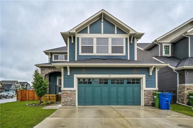 71 Canals Close SW, Airdrie, AB T4B 0S6 (#C4257874) :: The Cliff Stevenson Group