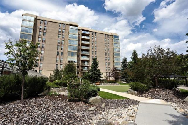 4555 Varsity Lane NW #106, Calgary, AB T3A 2V6 (#C4258343) :: Calgary Homefinders