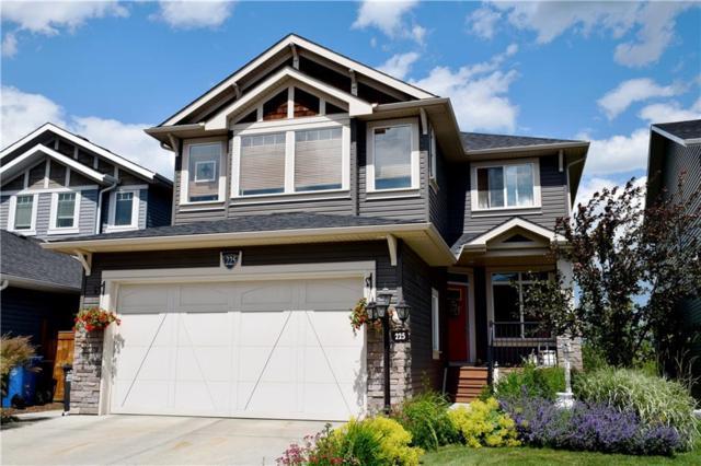 225 Jumping Pound Terrace, Cochrane, AB T4C 0K5 (#C4258891) :: Redline Real Estate Group Inc