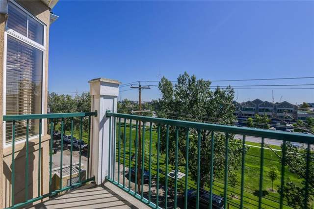 5720 2 Street SW #410, Calgary, AB T2H 3B3 (#C4259124) :: Redline Real Estate Group Inc