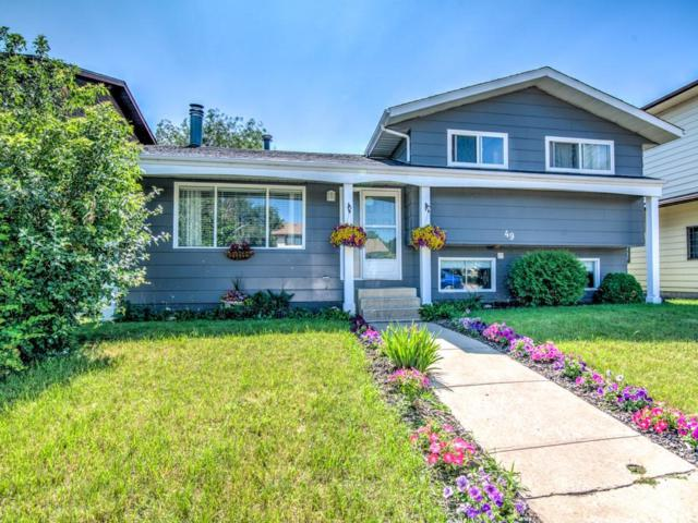 49 Parkwood Crescent, Strathmore, AB T1P 1H5 (#C4259476) :: The Cliff Stevenson Group