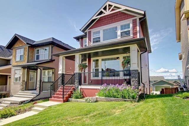 138 Heritage Drive, Cochrane, AB T4C 0Y3 (#C4261215) :: Redline Real Estate Group Inc