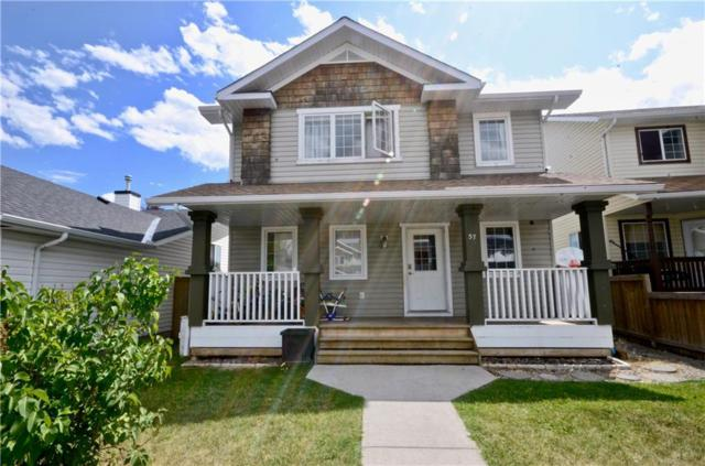 57 Cimarron Meadows Crescent, Okotoks, AB T1S 1T1 (#C4261644) :: Virtu Real Estate