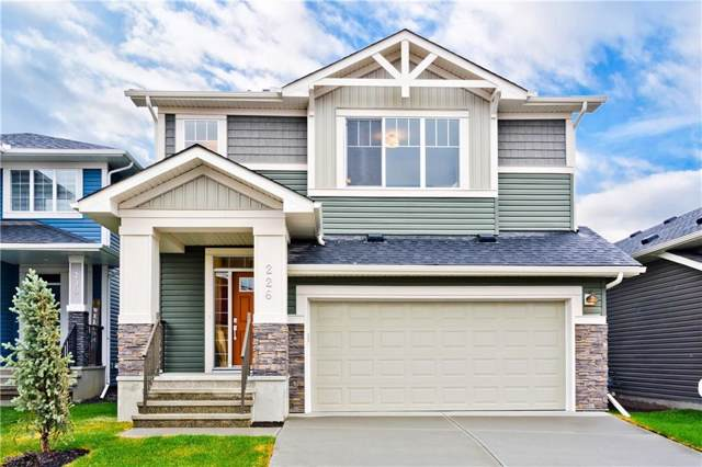 226 Bayview Circle SW, Airdrie, AB T4B 5A7 (#C4261903) :: Redline Real Estate Group Inc