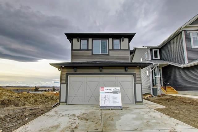 23 Heritage Court, Cochrane, AB T4C 2N5 (#C4262496) :: Calgary Homefinders