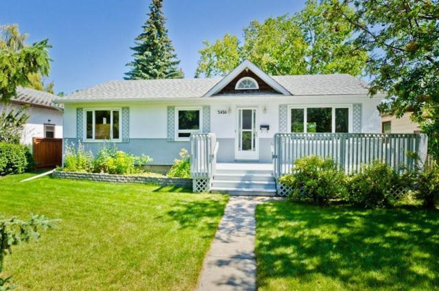 3430 31 Street SW, Calgary, AB T3E 2P2 (#C4262846) :: Redline Real Estate Group Inc