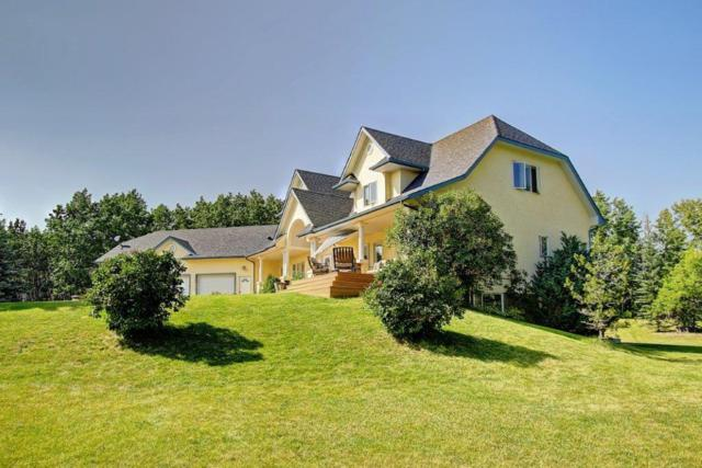 30200 Woodland Heights, Rural Rocky View County, AB T3R 1G9 (#C4262990) :: The Cliff Stevenson Group
