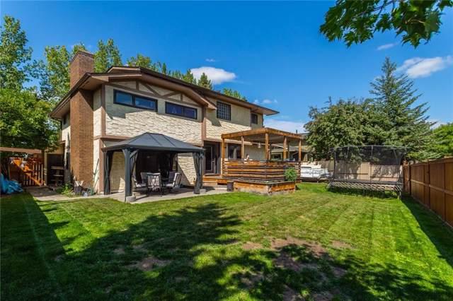 340 Midvalley Drive SE, Calgary, AB T2X 1M6 (#C4264233) :: Redline Real Estate Group Inc
