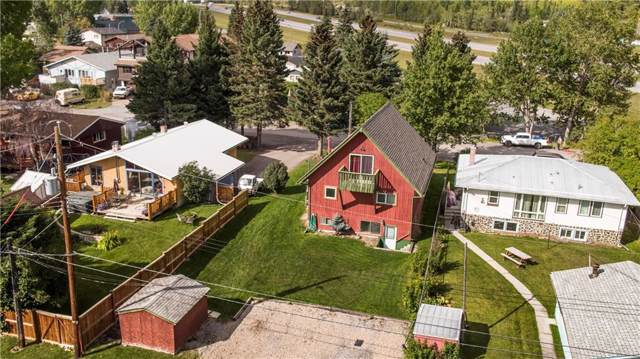 125 15 Street, Canmore, AB T1W 1M1 (#C4265775) :: Calgary Homefinders