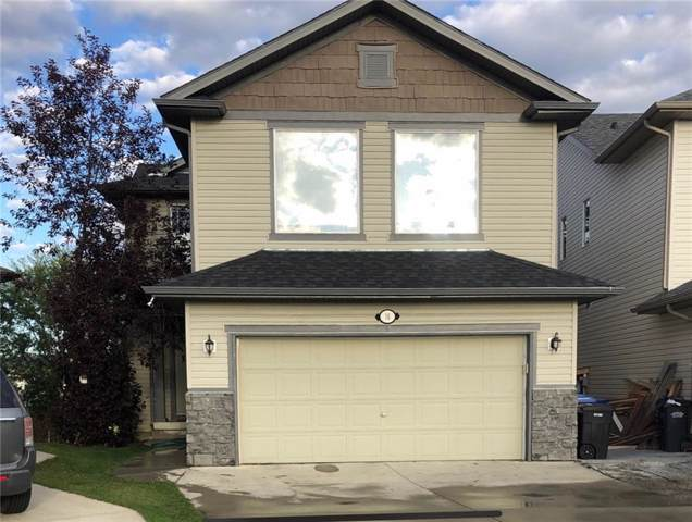 16 Cimarron Grove Bay, Okotoks, AB T1S 2H3 (#C4266333) :: Calgary Homefinders