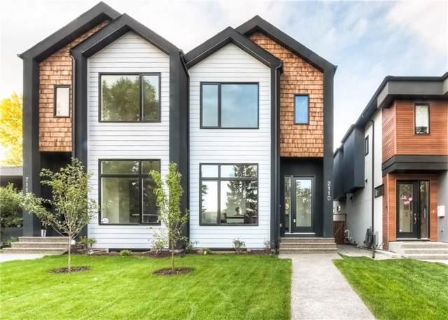 2110 52 Avenue SW, Calgary, AB T3E 1K3 (#C4267359) :: Redline Real Estate Group Inc