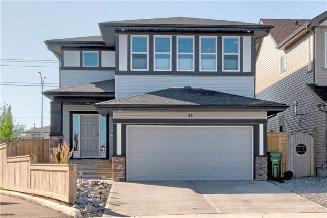 92 Reunion Close NW, Airdrie, AB T4B 0M2 (#C4267833) :: Redline Real Estate Group Inc