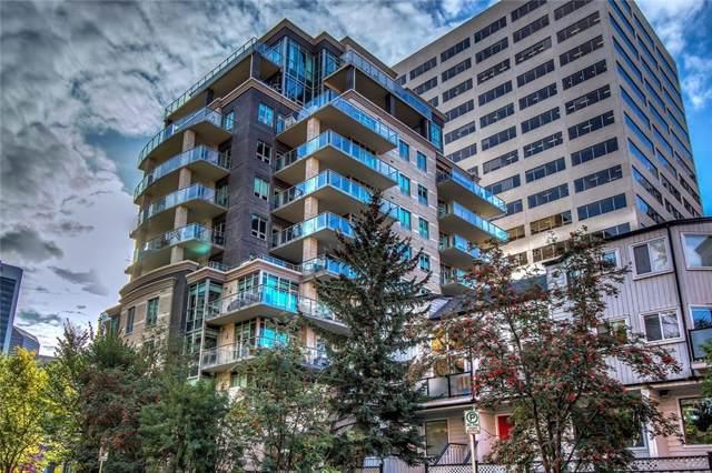701 3 Avenue SW #901, Calgary, AB T2P 5R3 (#C4267844) :: Redline Real Estate Group Inc
