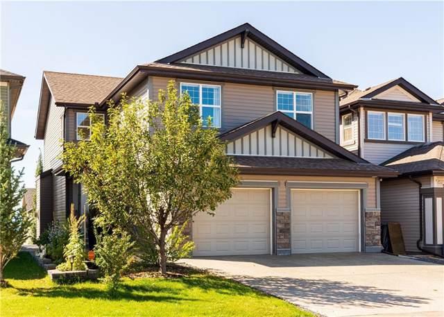35 Sunset Terrace, Cochrane, AB T4C 0G1 (#C4267936) :: Virtu Real Estate