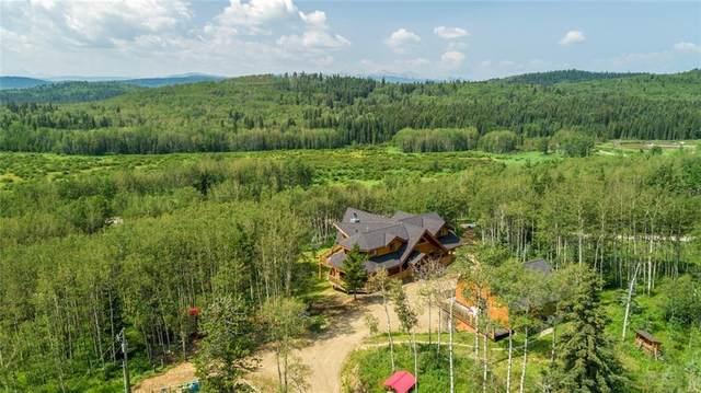 46 Fawn Hills Drive, Bragg Creek, AB T0L 0K0 (#C4267989) :: Canmore & Banff