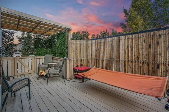 204 Stanley Avenue, Okotoks, AB T1S 1M4 (#C4268118) :: Redline Real Estate Group Inc