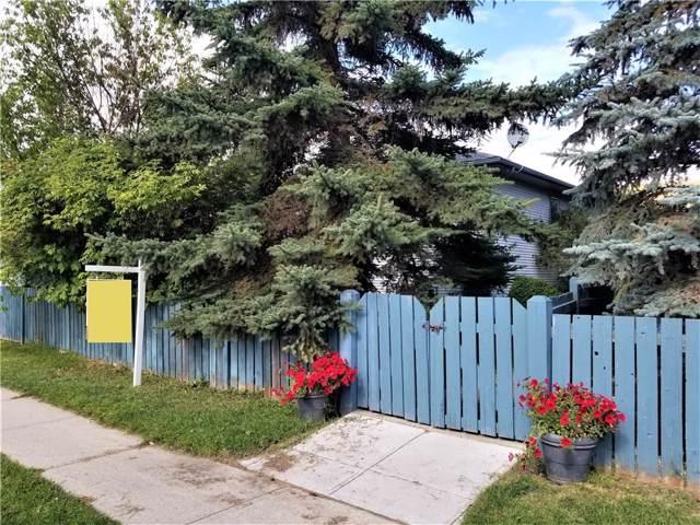 528 First Street E #1, Cochrane, AB T4C 1C6 (#C4268499) :: Redline Real Estate Group Inc