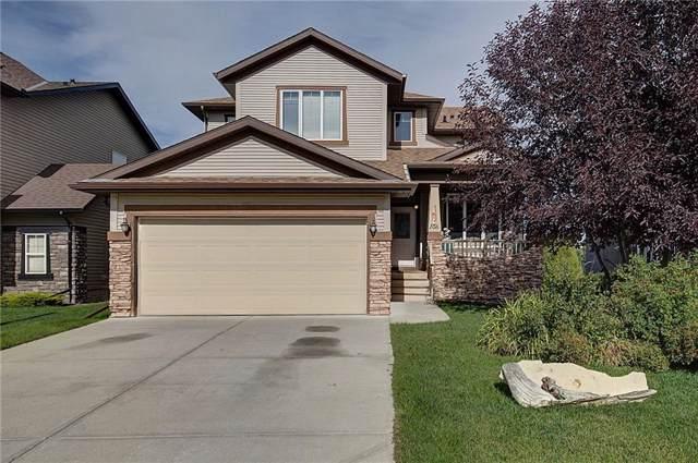 106 Cougarstone Crescent SW, Calgary, AB T3H 4Z5 (#C4268503) :: Virtu Real Estate