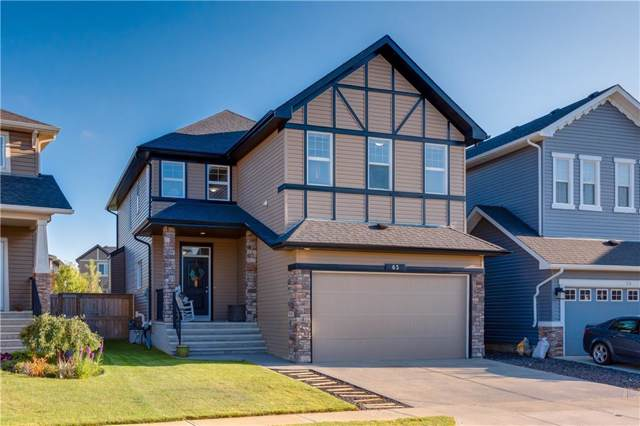 63 Ravenslea Crescent SE, Airdrie, AB T4A 0H3 (#C4269783) :: Redline Real Estate Group Inc