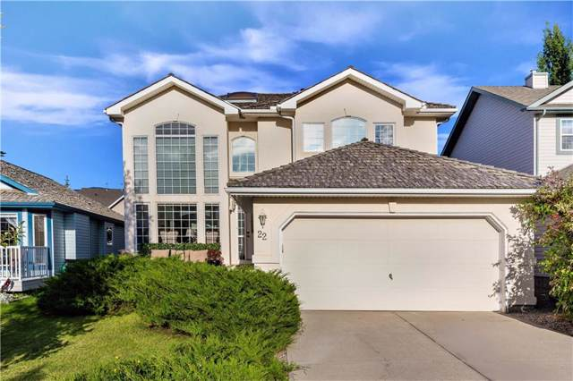22 Valley Ponds Crescent NW, Calgary, AB T3B 5T6 (#C4269917) :: The Cliff Stevenson Group