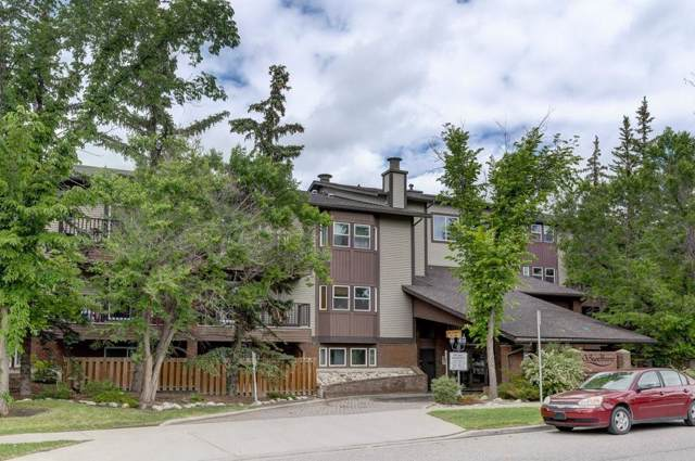 550 Westwood Drive SW #418, Calgary, AB T3C 3T9 (#C4269973) :: Redline Real Estate Group Inc