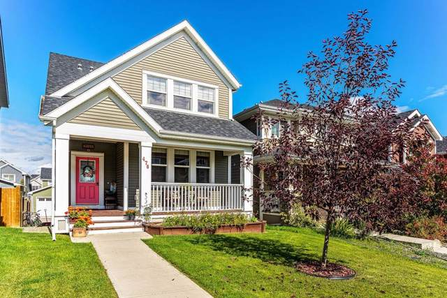 476 River Heights Green, Cochrane, AB T4C 0S1 (#C4269984) :: Virtu Real Estate