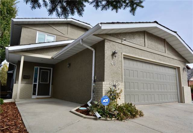 48 Strathwood Bay SW, Calgary, AB T3H 1V6 (#C4270498) :: Redline Real Estate Group Inc
