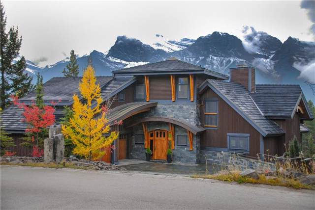 821 Silvertip Heights, Canmore, AB T1W 3K9 (#C4270544) :: Virtu Real Estate