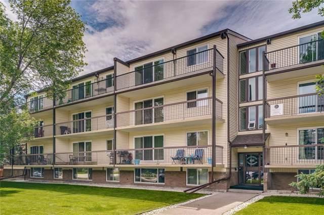 635 56 Avenue SW #102, Calgary, AB T2V 0G9 (#C4270754) :: Redline Real Estate Group Inc