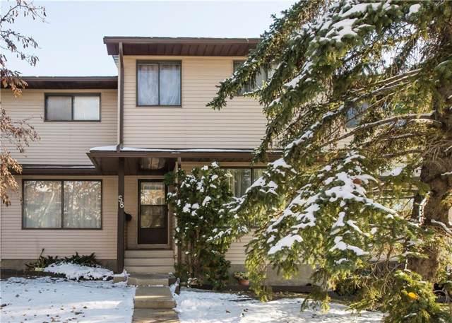 380 Bermuda Drive NW #58, Calgary, AB T3K 2B2 (#C4270755) :: Redline Real Estate Group Inc